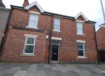Thumbnail 4 bedroom end terrace house for sale in High Market, Ashington