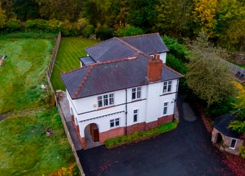 Thumbnail 5 bed detached house for sale in Lambley Bank, Scotby