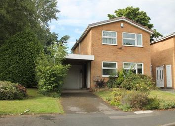 Thumbnail 3 bed detached house for sale in Gilchrist Drive, Edgbaston, Birmingham
