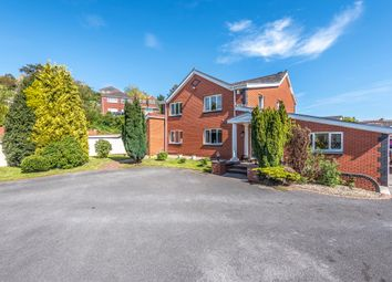 Thumbnail 5 bedroom detached house for sale in Sawel Court, Hendy, Pontarddulais, Swansea