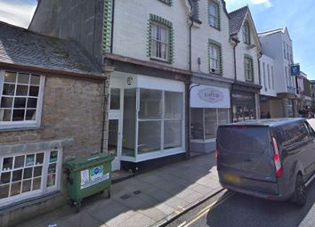 Thumbnail Retail premises to let in Market Jew Street, Penzance, Cornwall