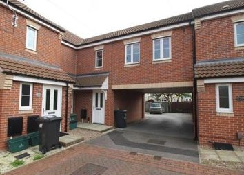 Thumbnail 1 bed terraced house for sale in Aidans Close, Doncaster