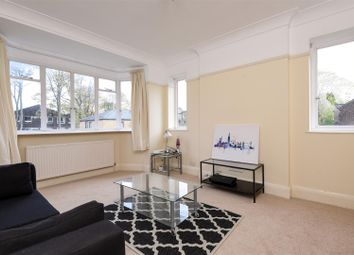 Thumbnail 3 bed flat to rent in West Road, Clapham