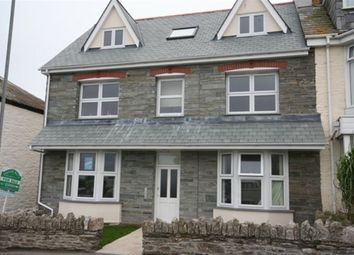 Thumbnail 1 bedroom flat to rent in Tower Road, Newquay