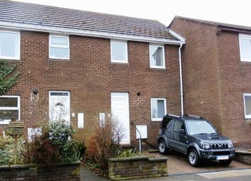 Thumbnail 2 bed terraced house to rent in The Maltings, Alnwick