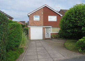 Thumbnail 3 bed detached house for sale in Regency Gardens, Yardley Wood, Birmingham