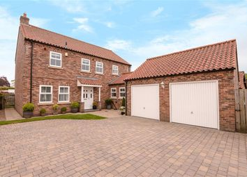 Thumbnail 4 bed detached house for sale in Main Street, Hayton, York