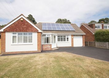 Thumbnail 2 bed detached bungalow for sale in The Thicket, Down End, Fareham