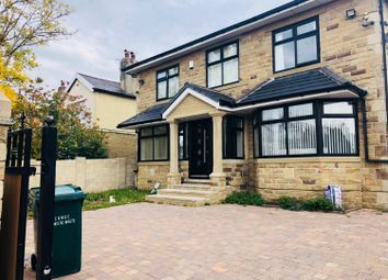 Thumbnail 6 bed detached house for sale in Moor Park Drive, Bradford