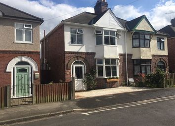 Thumbnail 3 bed semi-detached house to rent in Priesthills Road, Hinckley