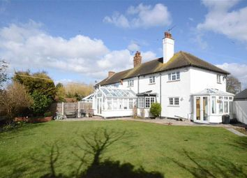 Thumbnail 4 bed semi-detached house for sale in Ray Walk, Leigh-On-Sea, Essex