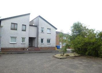 Thumbnail 1 bed flat to rent in Robertson Close, Kirkmuirhill, Lanark