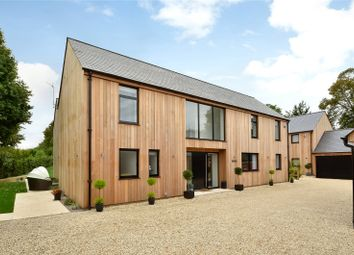 Thumbnail 6 bed detached house for sale in Over Wallop, Stockbridge, Hampshire