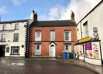 Thumbnail 3 bed terraced house for sale in Market Place, Swineshead, Boston, Lincolnshire