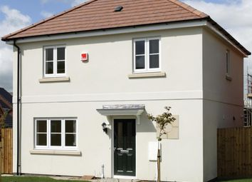 Thumbnail 3 bedroom detached house for sale in Stanton Road, Sapcote, Leicester