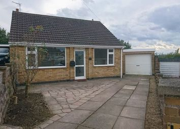 Thumbnail 2 bed detached bungalow for sale in Highgate Road, Sileby, Loughborough
