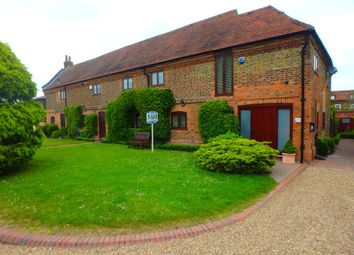 Thumbnail 3 bed cottage for sale in Ostlers Court, Taylors Lane, Higham, Rochester