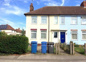 Thumbnail 3 bed semi-detached house to rent in Shakespeare Road, Ipswich