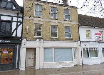 Thumbnail Retail premises for sale in Bridge Street, Peterborough