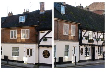 3 bed town house for sale in New Street, Salisbury SP1