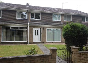 Thumbnail 3 bed terraced house for sale in Doddington Drive, Hall Close Dale, Cramlington
