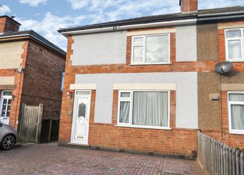 3 bed semi-detached house for sale in Bradgate Road, Barwell, Leicester LE9