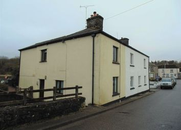 Thumbnail 2 bed cottage for sale in Fore Street, Bridestowe, Okehampton
