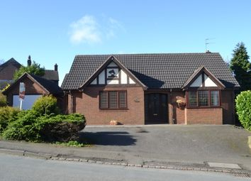 Thumbnail 2 bed detached bungalow for sale in Heathcote Road, Halmer End, Stoke-On-Trent