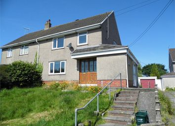 Thumbnail 3 bed semi-detached house to rent in Parc Richard, Llanelli, Carmarthenshire