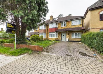 Pinner Hill Road, Pinner HA5. 4 bed semi-detached house