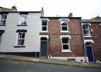 Thumbnail 2 bed terraced house for sale in Red Hills Terrace, Crossgate Moor, Durham