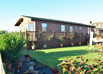 Thumbnail 2 bedroom mobile/park home for sale in 16 Cressfield Park, Ecclefechan, Dumfries & Galloway