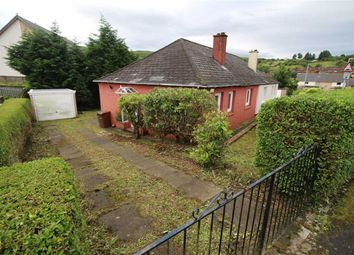 Thumbnail 2 bed semi-detached bungalow for sale in Adam Street, Greenock, Renfrewshire
