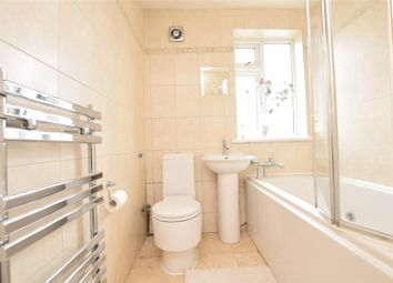 Thumbnail 3 bed terraced house to rent in Avenue Road, Harold Wood, Romford