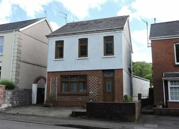 Thumbnail 3 bed detached house for sale in Birchgrove Road, Glais, Swansea