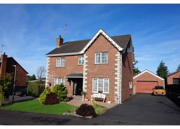 Thumbnail 4 bed detached house for sale in Lynden Gate, Portadown