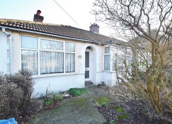 Thumbnail 3 bedroom semi-detached bungalow for sale in Crescent Road, East Barnet