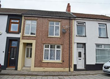 Thumbnail 3 bed terraced house for sale in Victoria Road, Rhymney, Tredegar, Caerphilly