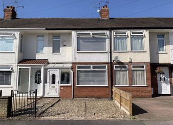 Thumbnail 2 bed terraced house for sale in Kirklands Road, Spring Bank West, Hull