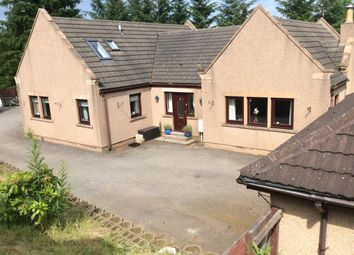 Thumbnail 4 bed detached house for sale in Keith, Moray