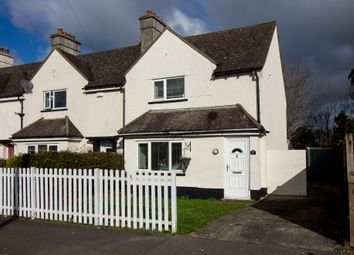 Thumbnail 2 bed end terrace house for sale in Benson Lane, Hawkinge, Folkestone
