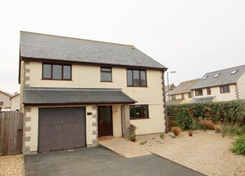 Thumbnail 5 bed detached house for sale in Lusart Drive, The Lizard, Helston