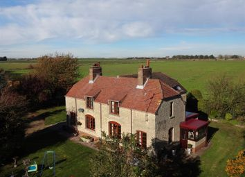Thumbnail 5 bed detached house for sale in Sleaford Road, Navenby, Lincoln