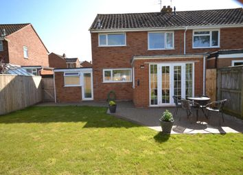 3 bed semi-detached house for sale in Clinton Close, Budleigh Salterton, Devon EX9