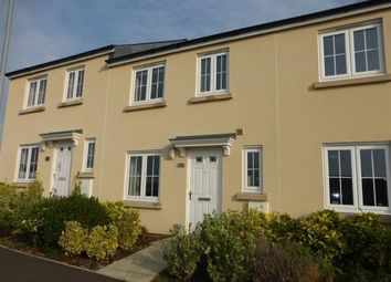 Thumbnail 3 bed property to rent in Cunningham Road, Yeovil