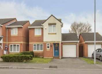 Thumbnail 3 bed detached house for sale in Harrison Drive, St. Mellons, Cardiff