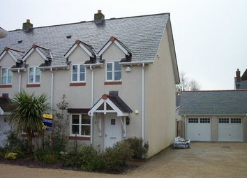 Thumbnail 3 bed terraced house to rent in Burrows Close, Southgate, Swansea
