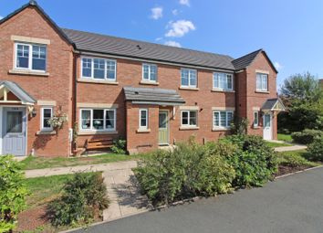 Thumbnail 2 bed town house for sale in Wenlock Rise, Bridgnorth