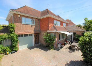 Thumbnail 4 bed detached house for sale in St Johns Road, Hythe