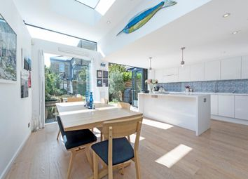 Thumbnail 4 bed end terrace house for sale in Salcott Road, Battersea, London